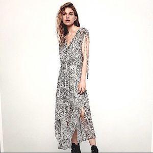 ALL SAINTS Kamila Zed Dress M